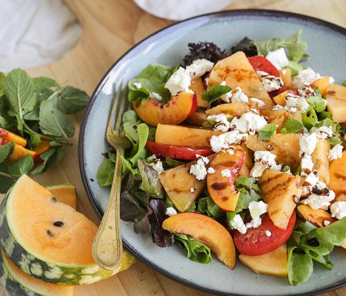 Sunčana salata sa President Somborskom