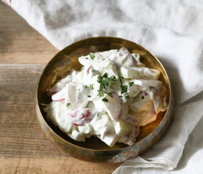 Salata uz roštilj
