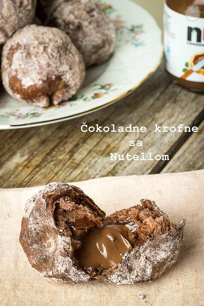 čokoladne-krofne