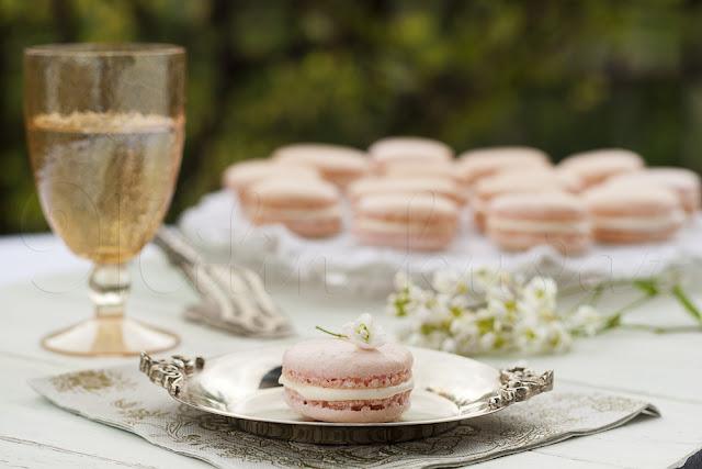 Martha Stewart's Parisian Macarons