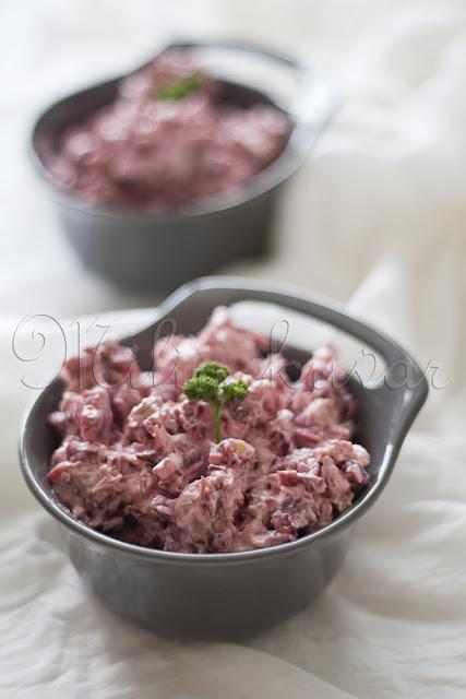 Salata od cvekle