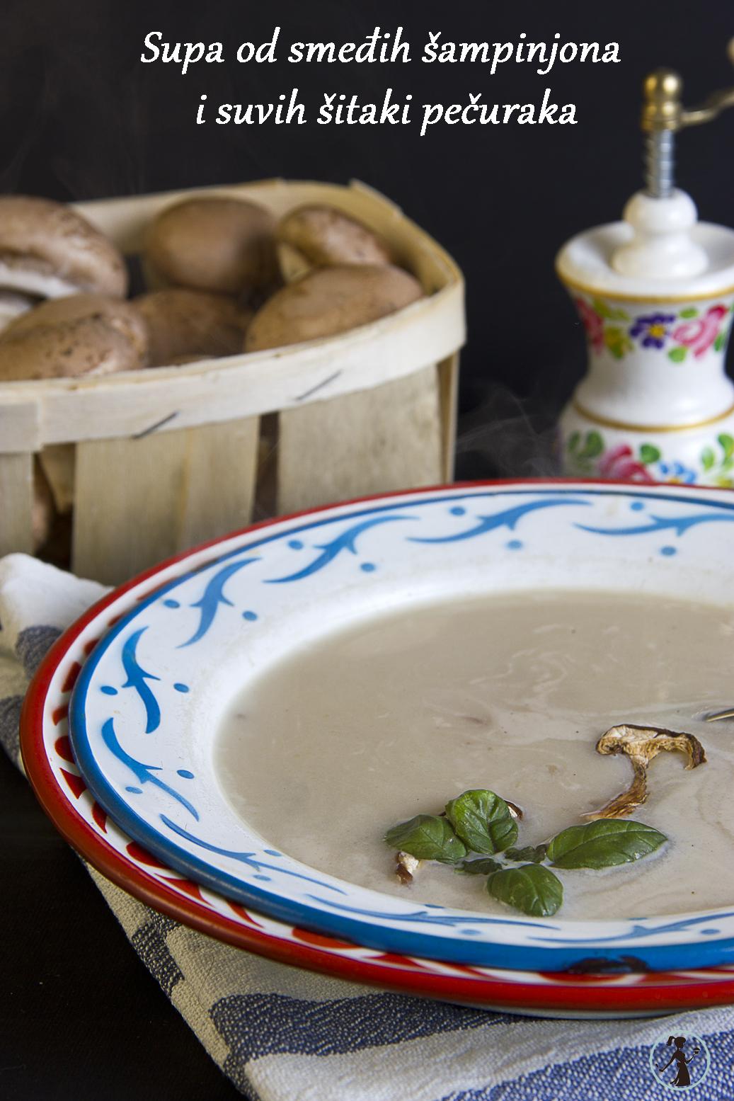 Supa od pečuraka