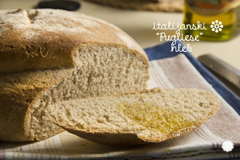 Pugliese, italijanski hleb
