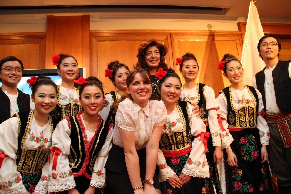 Jelena – Tokijska a naša