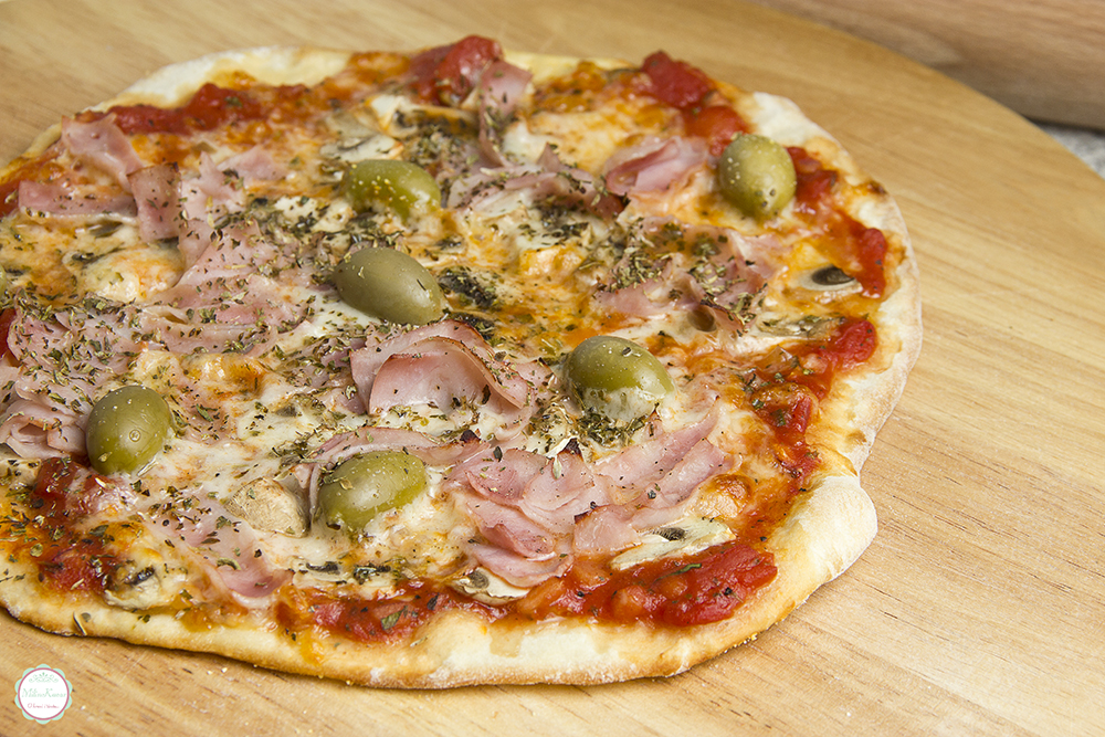 pečena pica