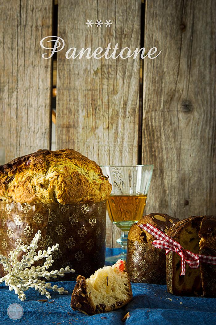 Panettone – Slatki italijanski praznični hleb ♥