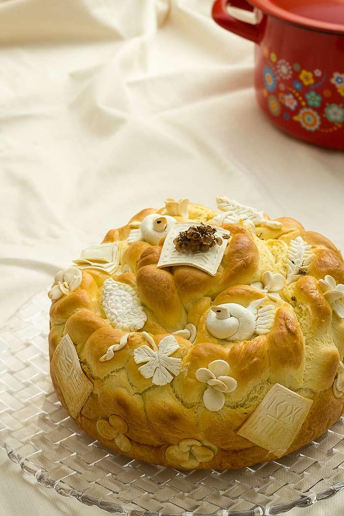 Najlepši recept za slavski kolač