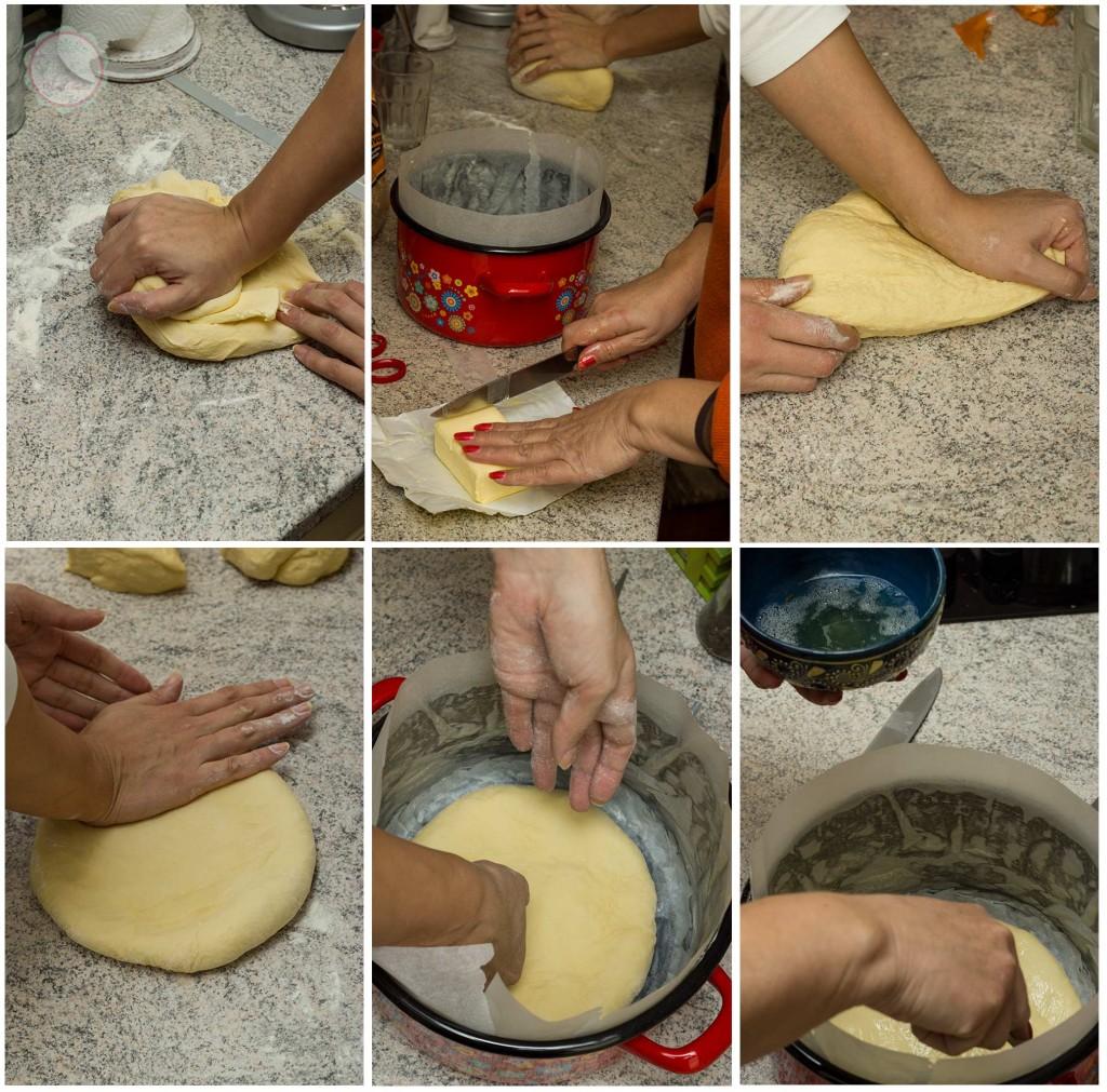 testo za slavski kolač