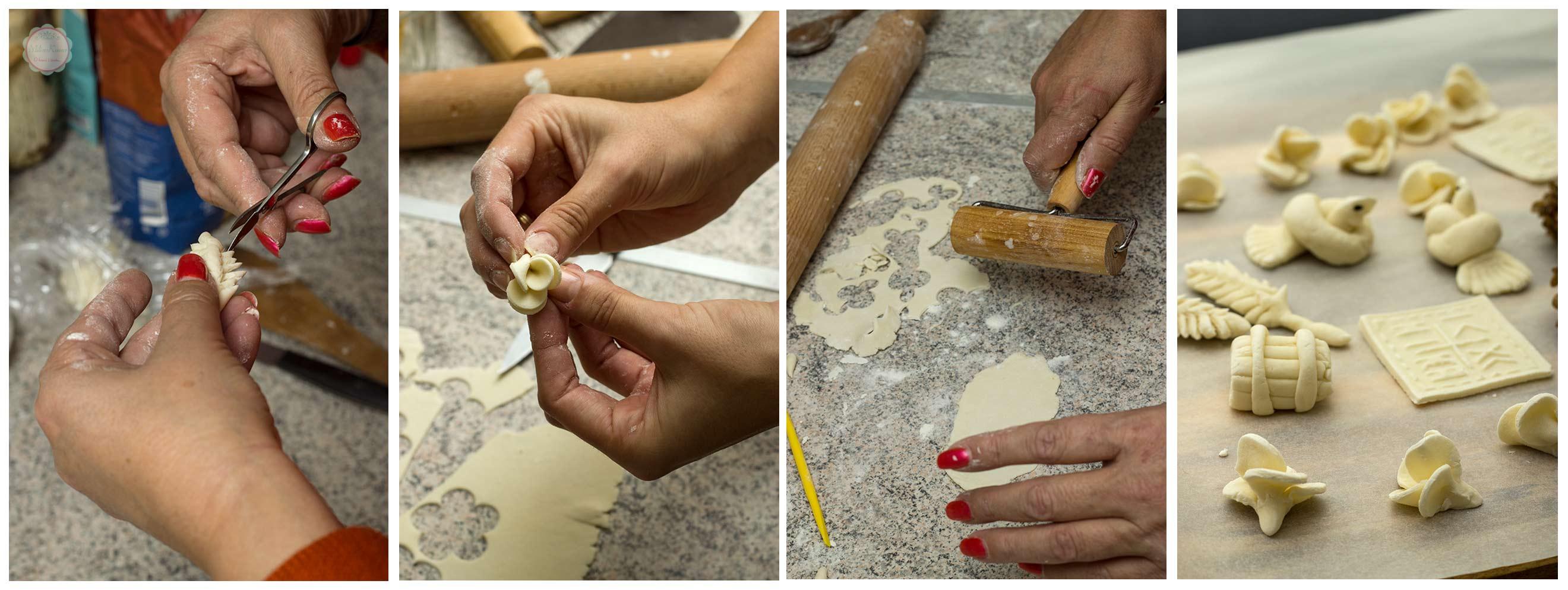 ukrasavanje slavskog kolača