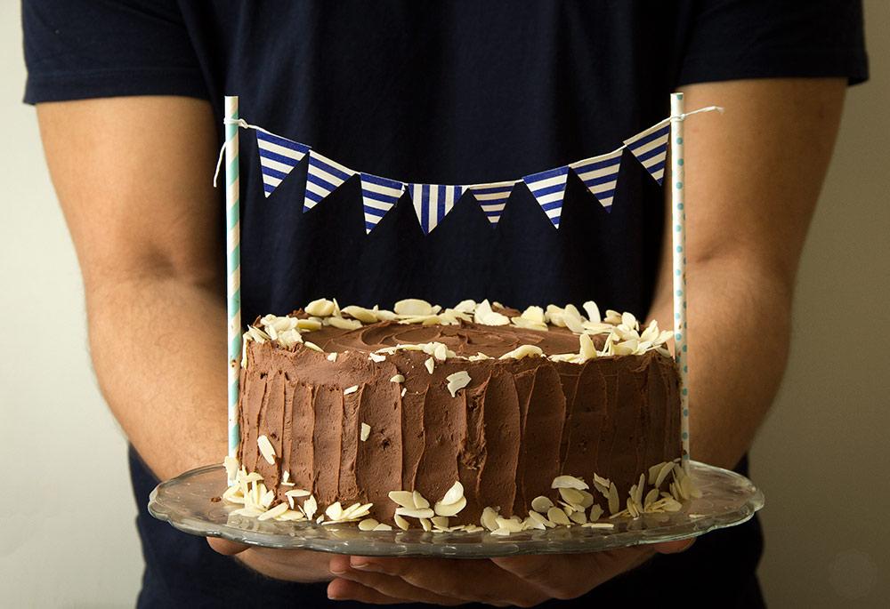 Ultimativno čokoladna torta