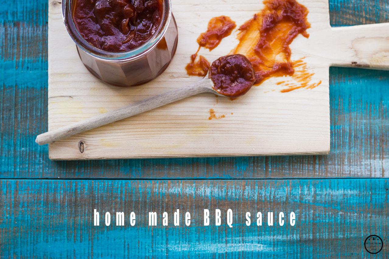 Domaći BBQ sos