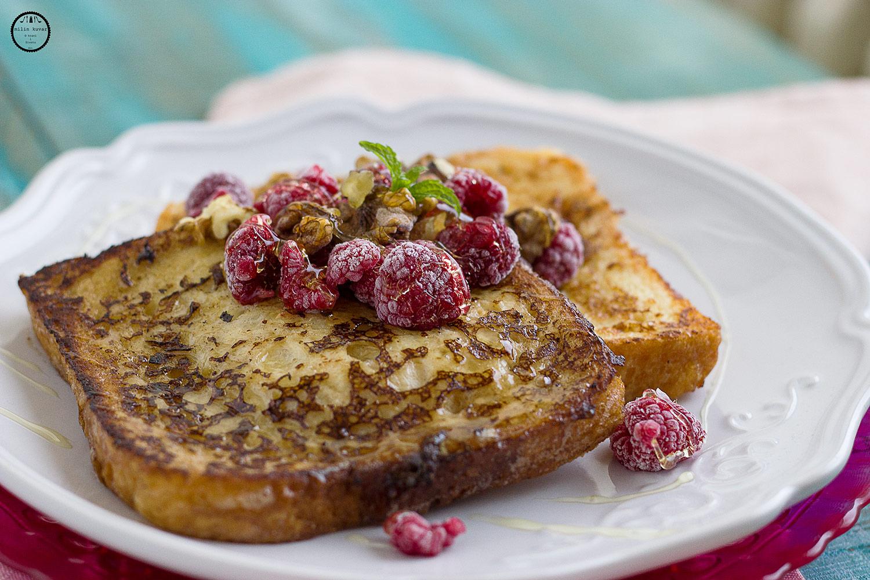{Doručak} Francuski slatki tost