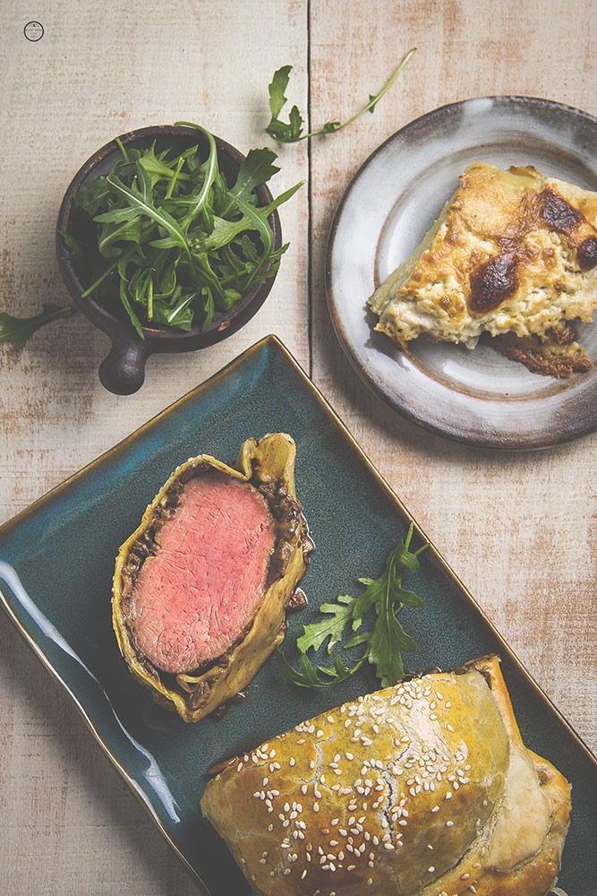 Biftek-Velington
