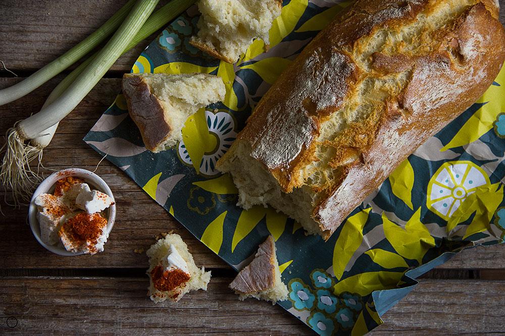 Rustični hleb sa ruzmarinom i parmezanom
