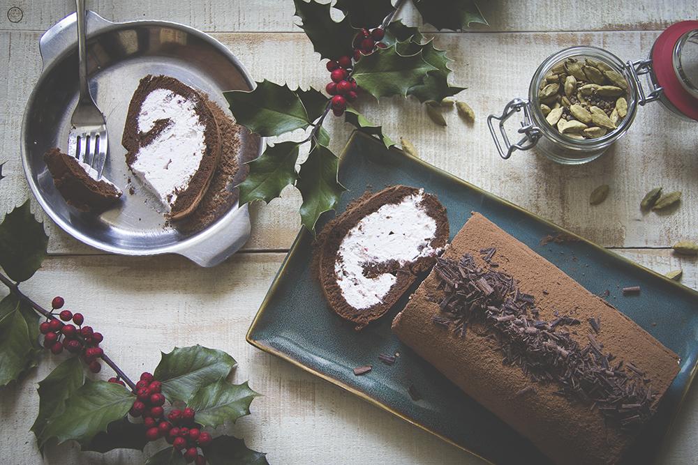 rolat sa čokoladom