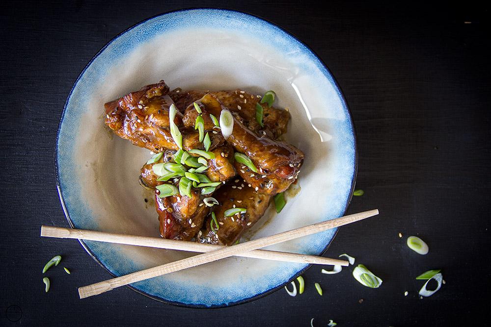 Pileća krilca – asian style ♥