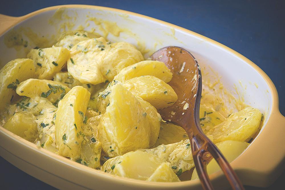 Kremasta salata od krompira