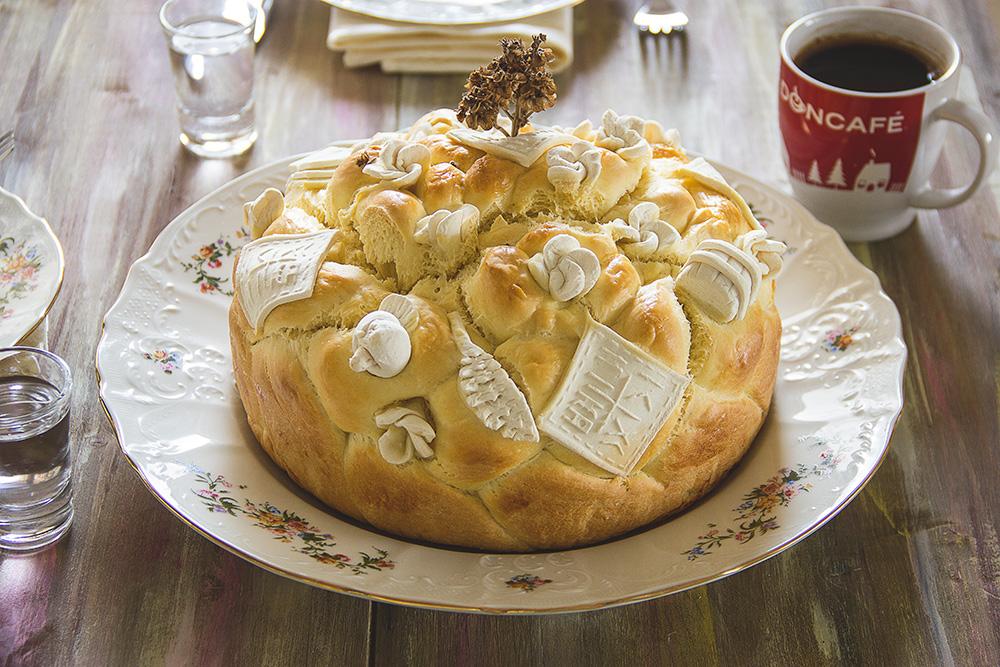 {Slavski kuvar} Slavski kolač