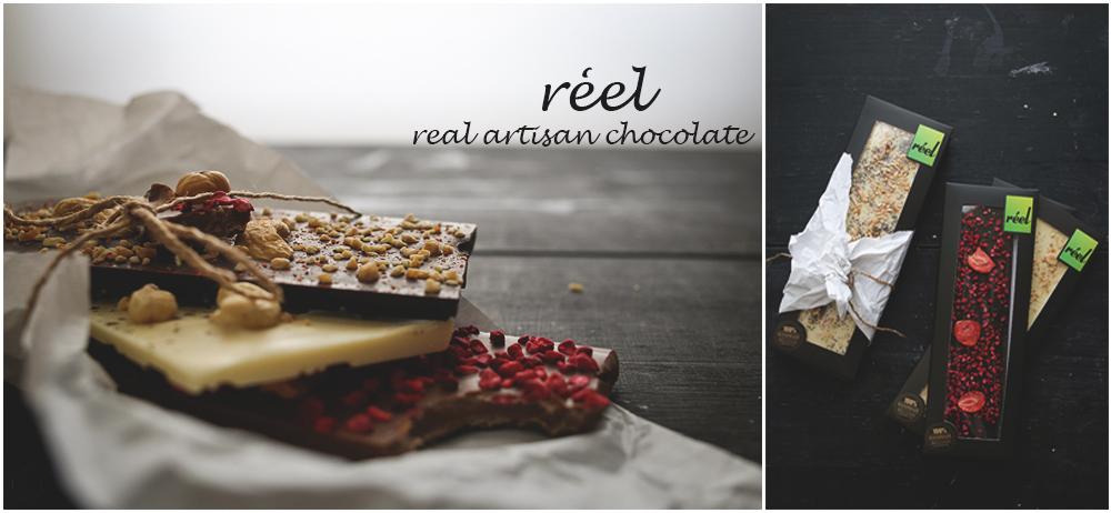 {Recenzija} Réel – čokolade za dušu