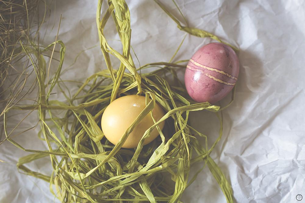 4 jednostavne ideje za farbanje jaja