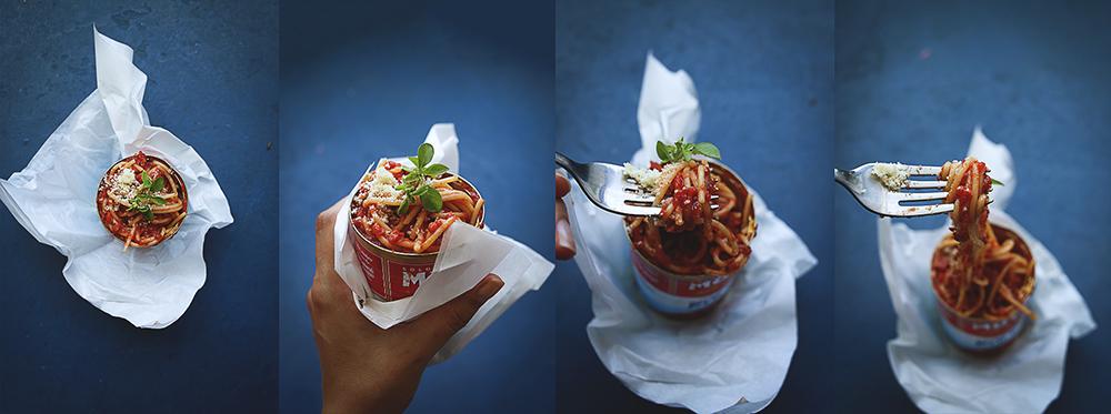 Brze špagete bolonjeze