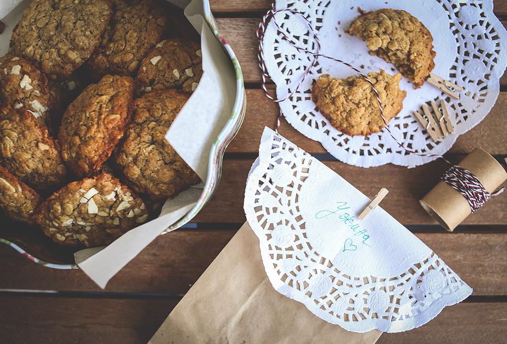 Ovseni keks – savršena užina za vaše klince i vas