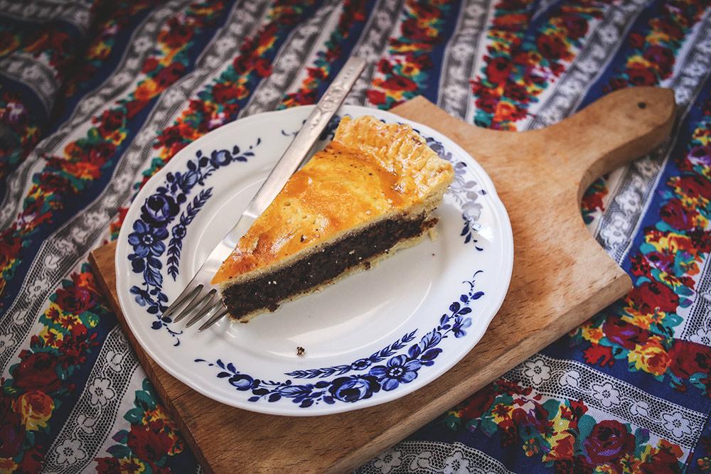 Mađarski kolač sa makom