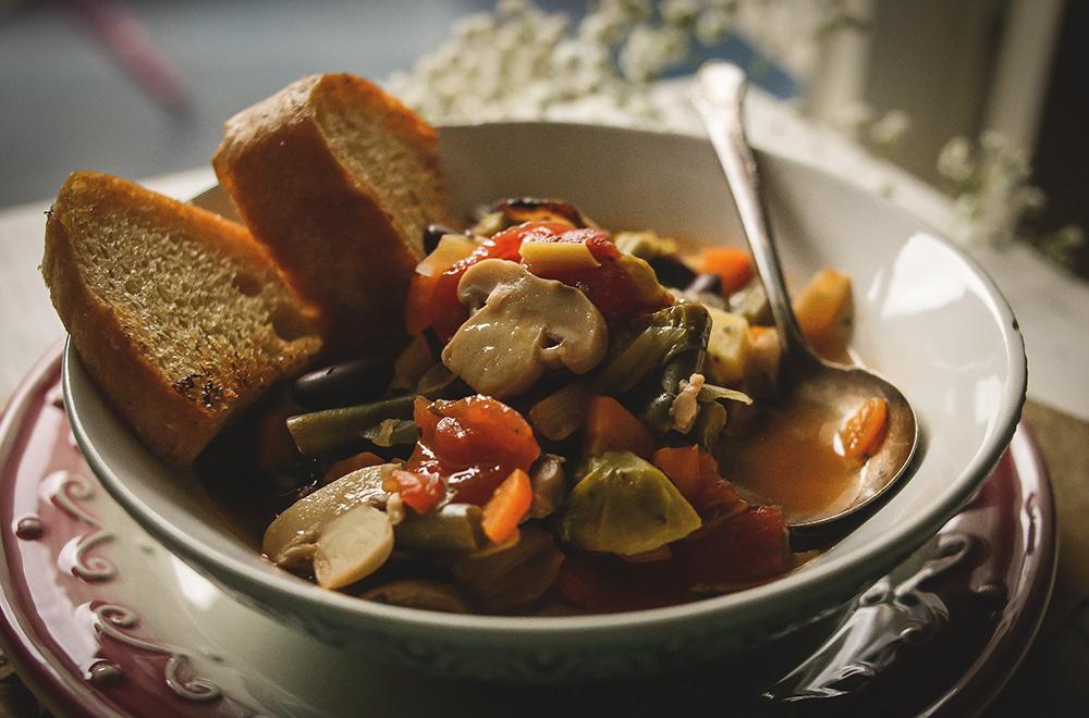 minestrone-supa