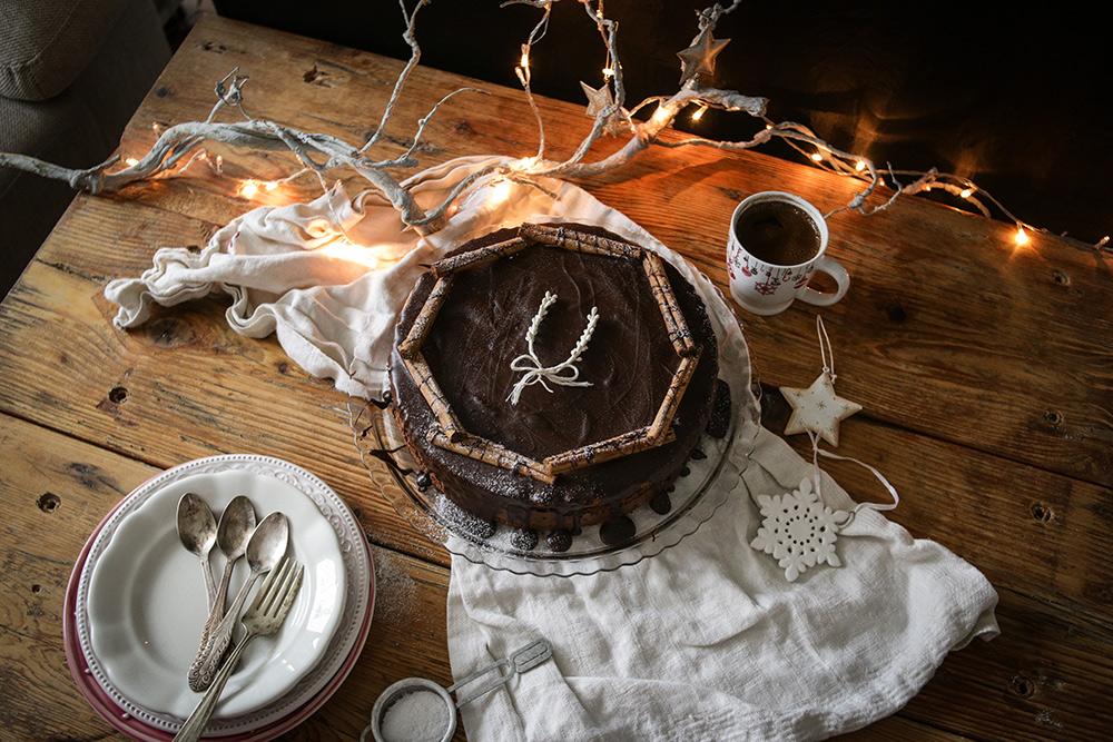 Baron torta sa kakaom i cimetom