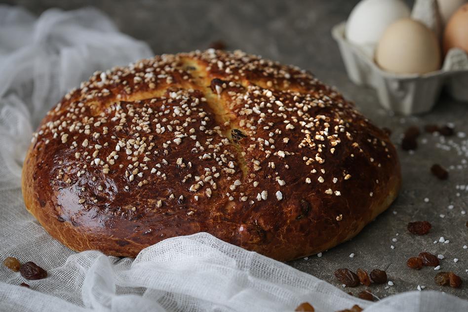 Hrvatski uskršnji hleb – Pinca