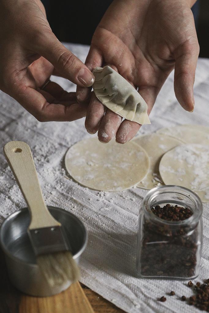 recept za kineske knedle