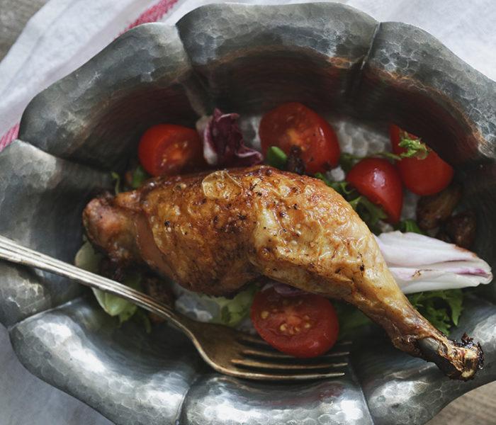 Piletina sa 40 čenova belog luka