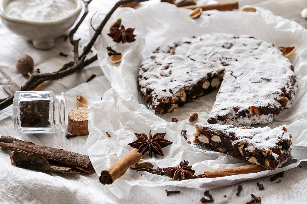 Panforte – praznični italijanski kolač