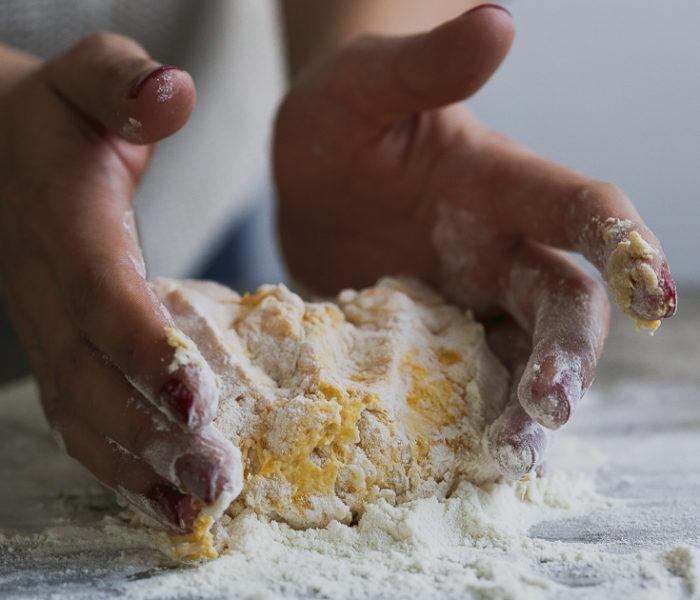 Domaća pasta od bundeve sa pesto sosom