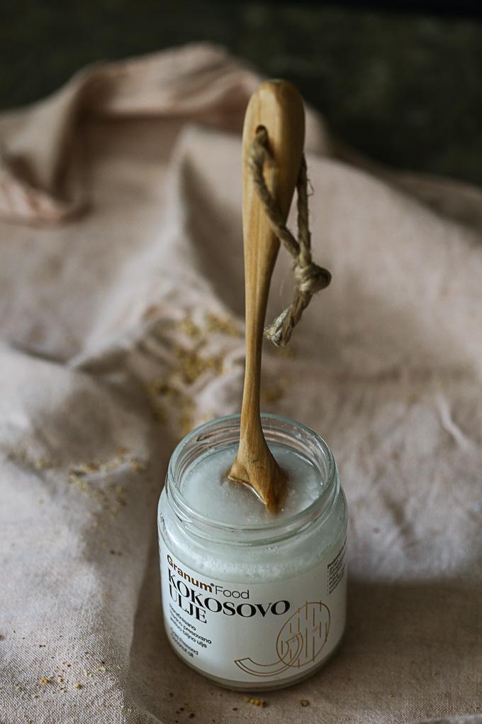 granum kokosovo ulje