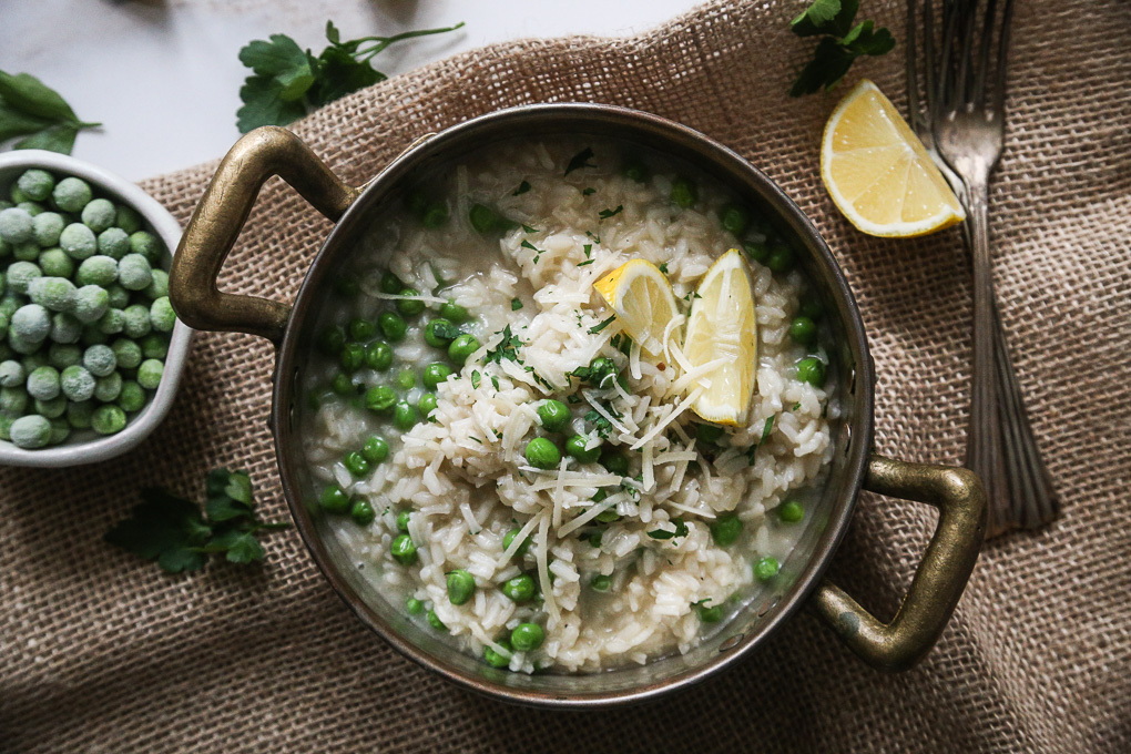 rižoto sa graškom
