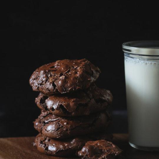 Čokoladni keks bez glutena