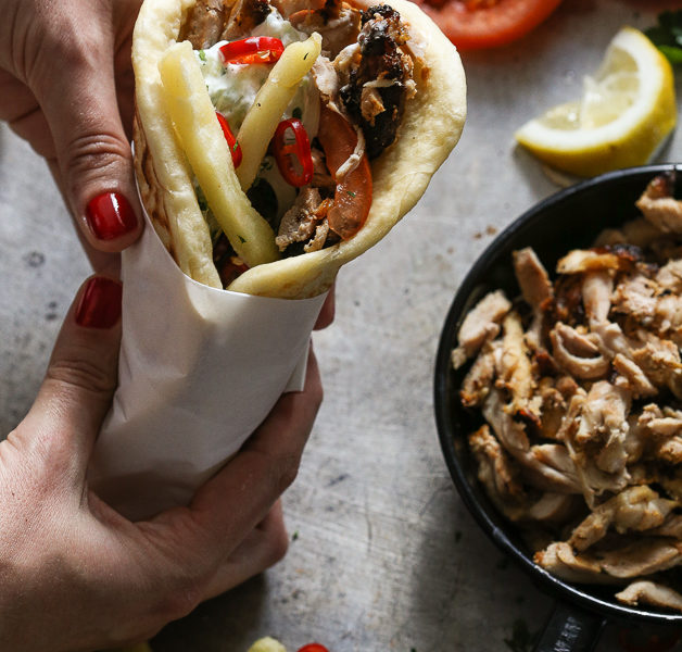 Najbolji recept za grčki giros