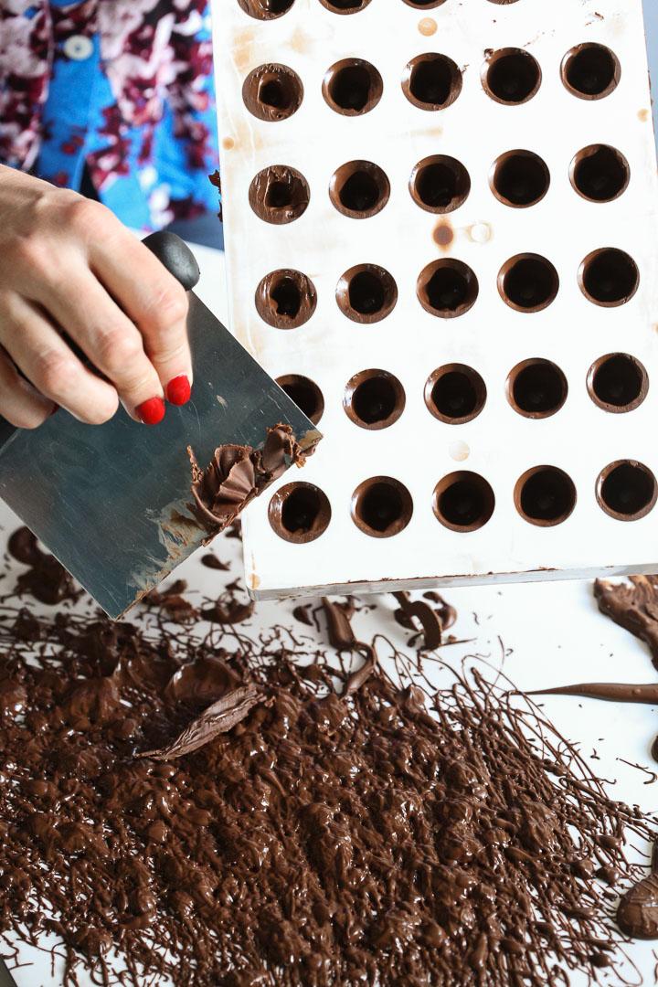 temperiranje čokolade