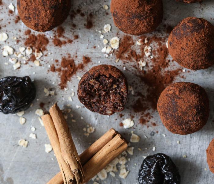 Čokoladne kuglice bez šećera
