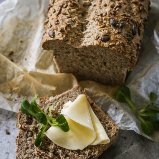 Integralni hleb sa ražanim brašnom