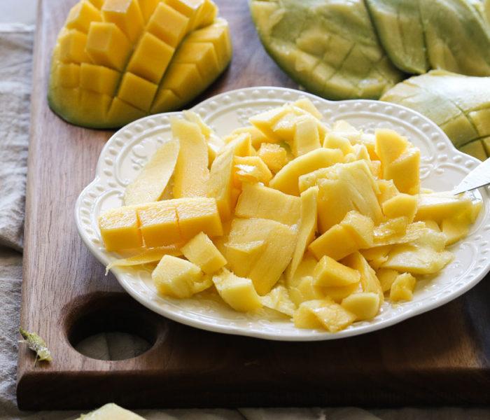 Mango – Kako se seče i koristi