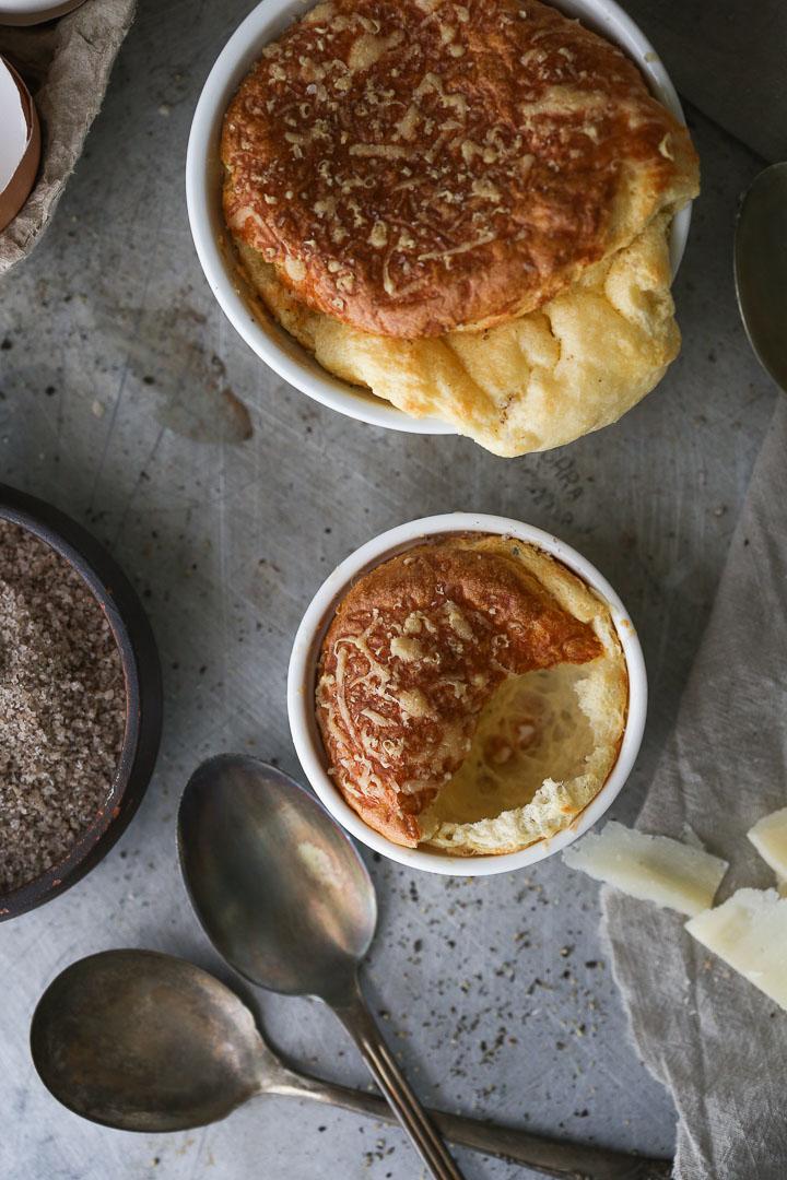 sufle od sira