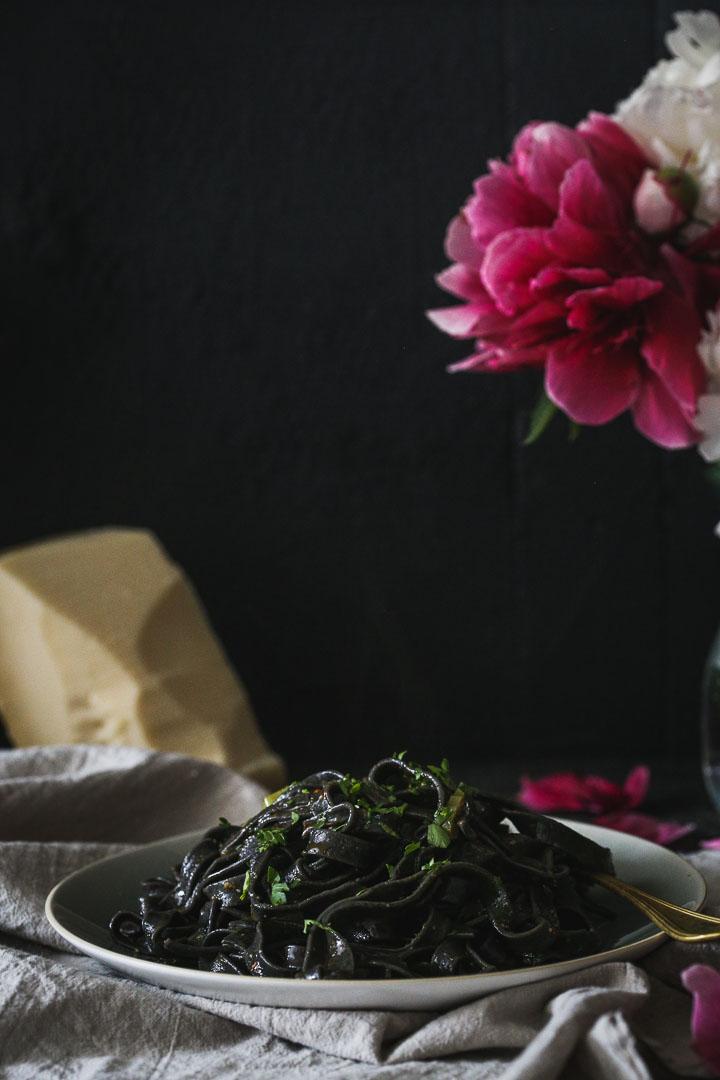 aglio e olio taljatele