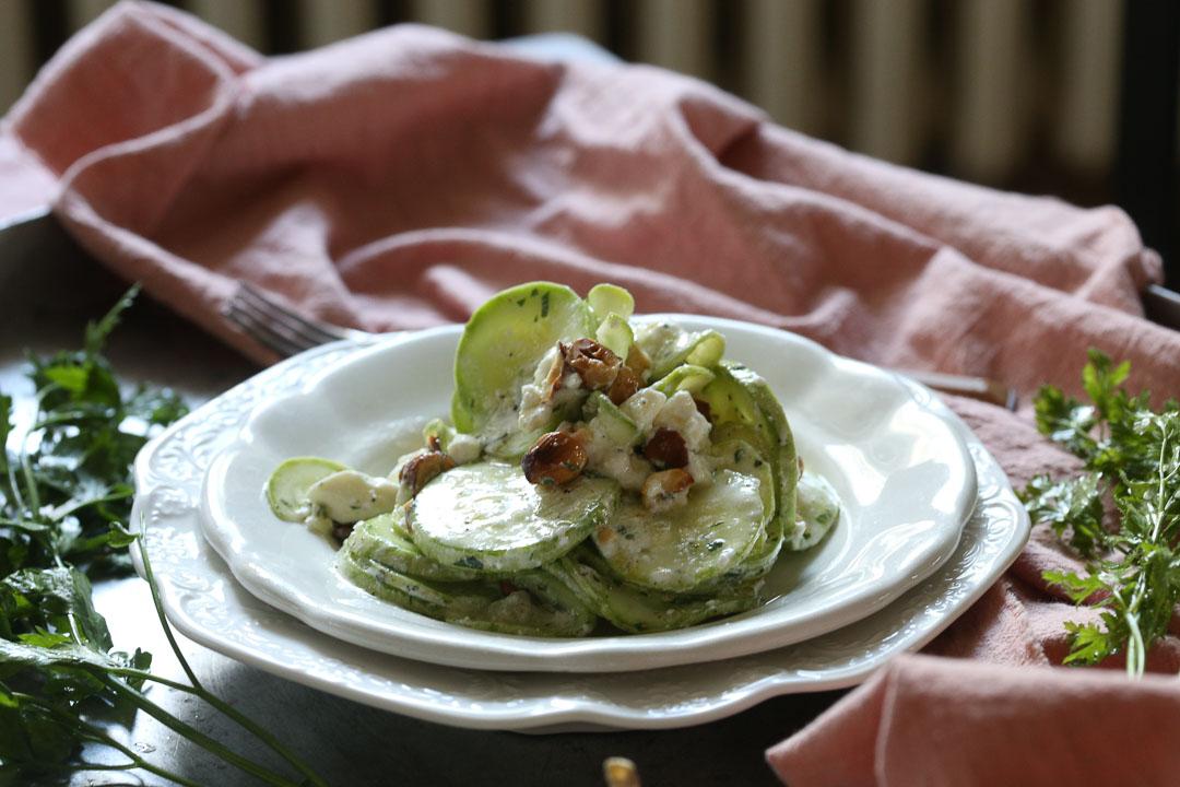 salata od tikvica
