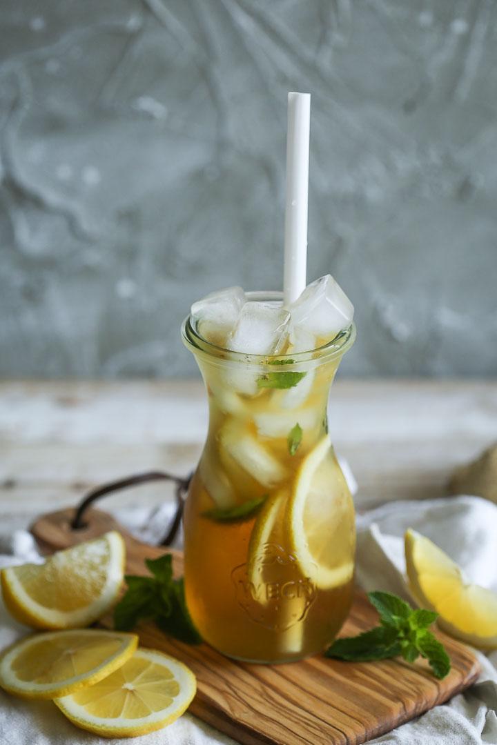 Ledeni čaj od nane