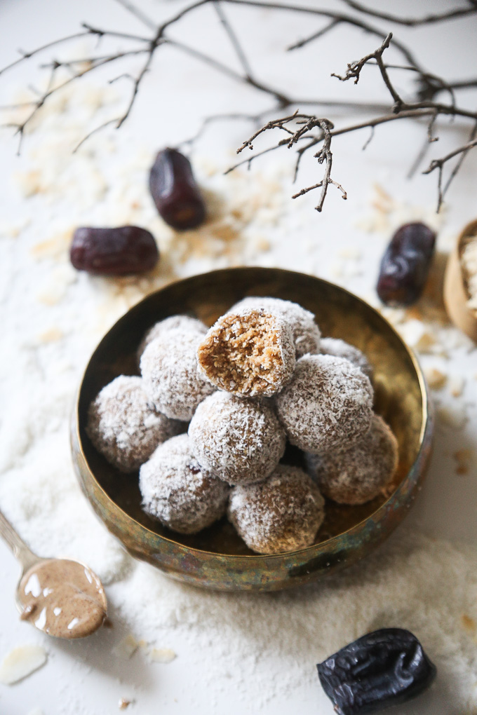 Sirove kuglice sa kokosom bez glutena