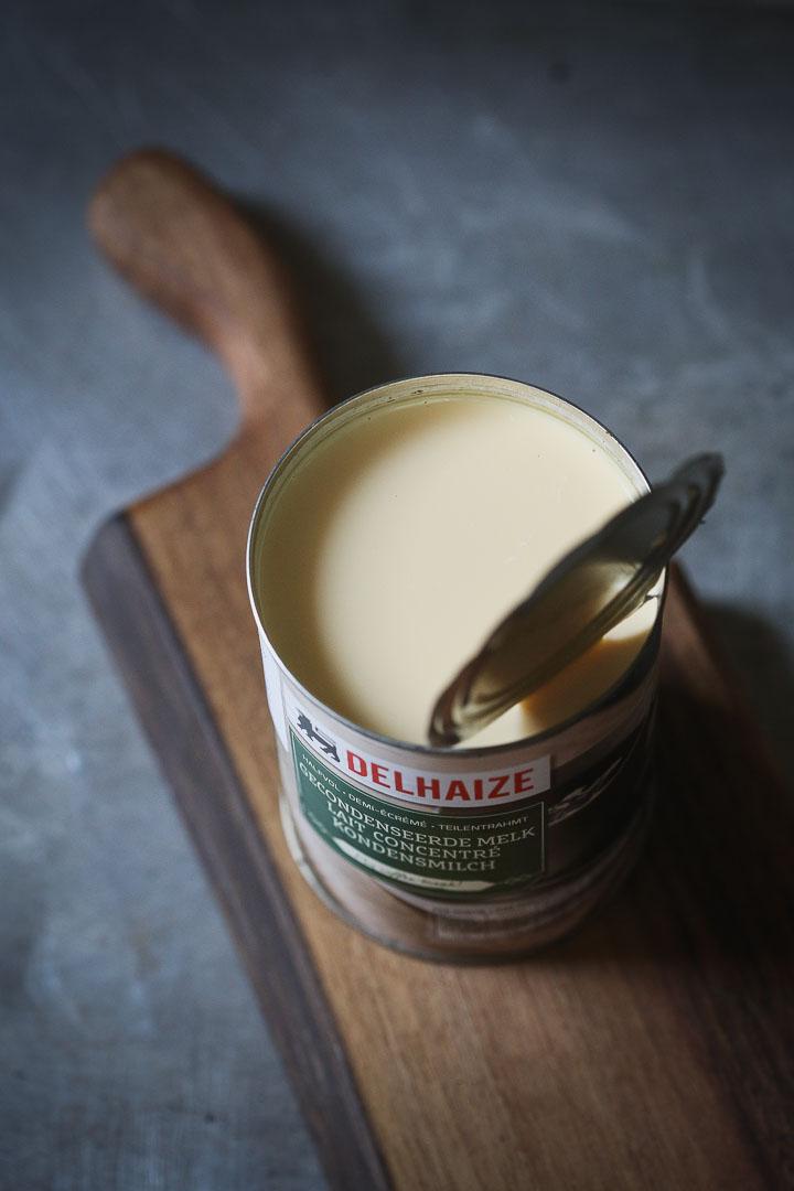 evaporisano mleko