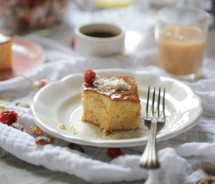 Tri leće kolač (Tres leches)