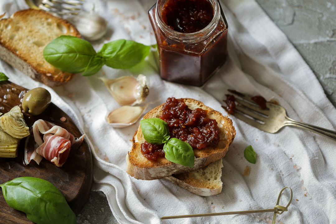 Pikantni džem od paradajza
